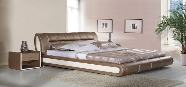 How To Decorate With Leather Furniture Elegant Modern Leather Bedroom Furniture Decorating Ideas