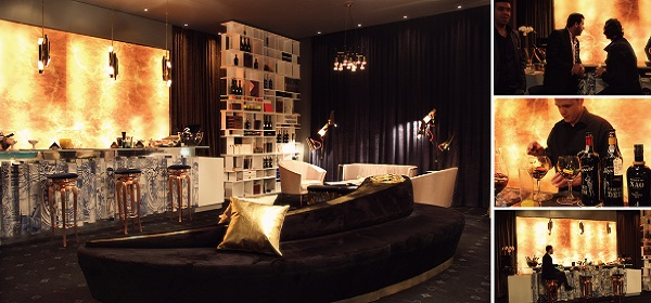 Perfect Ideas For Room Dividers covet lounge at maison et objet 2014 04