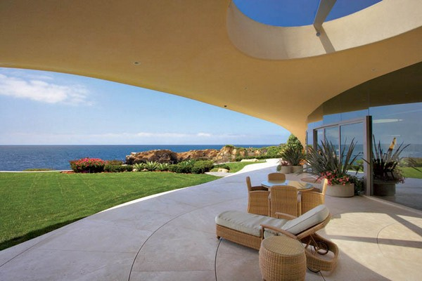 10 BEAUTIFULL OUTDOOR ROOM DESIGN IDEAS 12Ultra Luxury Patio with Stunning View in Portabello Estate 151