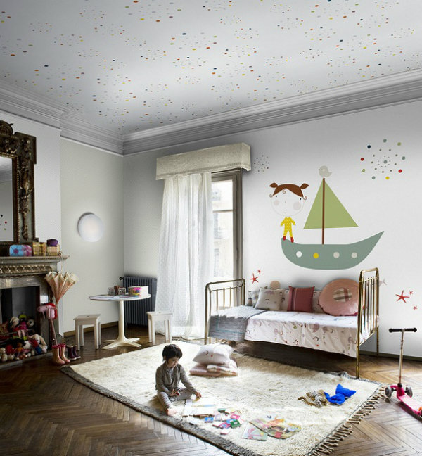 10 of the most bedrooms Inteiors for kidsdreaming  10 OF THE MOST DREAMING BEDROOM INTERIORS FOR KIDS 2artigo2