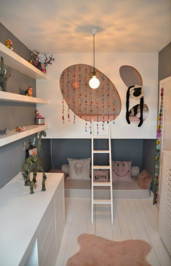 10of the most dreaming bedroom interior for kids  10 OF THE MOST DREAMING BEDROOM INTERIORS FOR KIDS 5artigo1