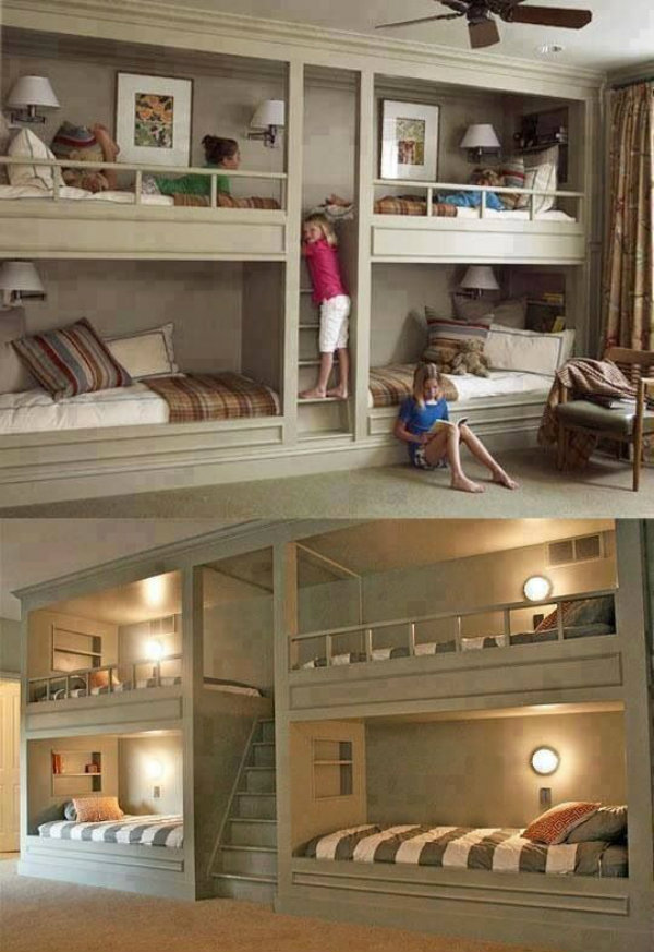 10 of the most dreaming bedroom interios for kids  10 OF THE MOST DREAMING BEDROOM INTERIORS FOR KIDS 6artigo
