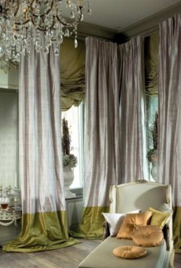 Exclusive luxury curtains that will change your favourite ...