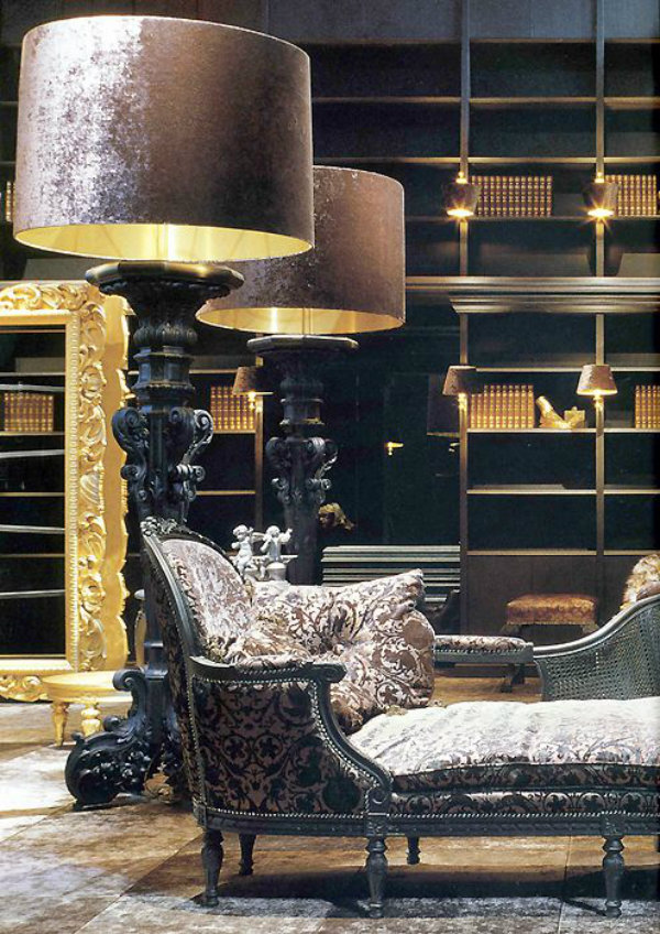 Special floor lamps that will leave a mark on your living room 2442fce9b18ca86c88aef530a4caae21