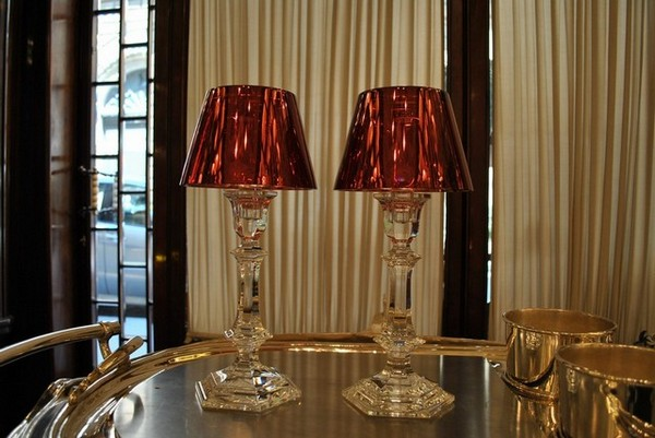 BACCARAT-OURFIRE-STARCK-ROSSO  Find out 10 unique luxury objects to decorate your home BACCARAT OURFIRE STARCK ROSSO