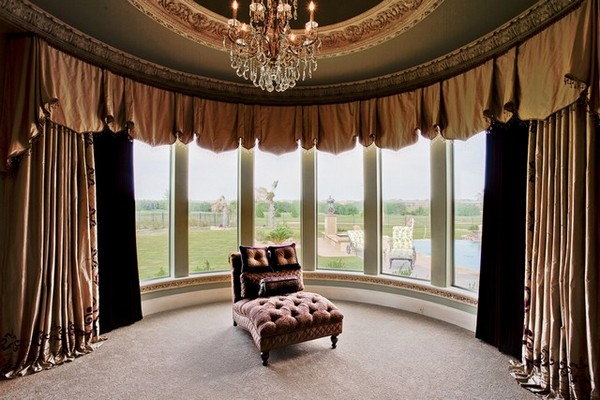 Luxurious-Curtain-Color-426  Find out 10 unique luxury objects to decorate your home Luxurious Curtain Color 426