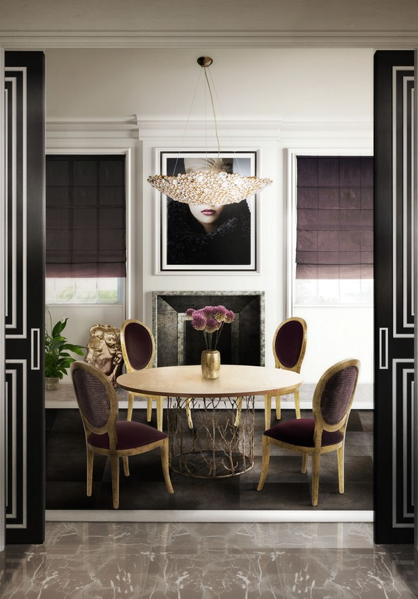 enchanted-dining-table-eternity-chandelier-diamantra-dining-chair-koket-projects  Look at these 10 round tables you wish to have dinner on enchanted dining table eternity chandelier diamantra dining chair koket projects