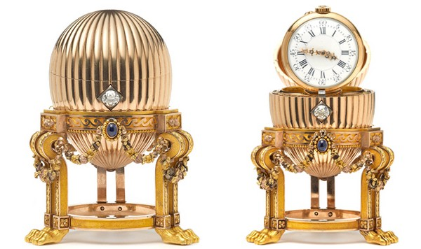 faberge  Find out 10 unique luxury objects to decorate your home faberge