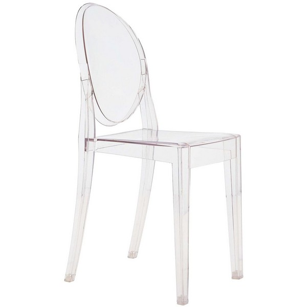 kartell_victoria_ghost  10 exclusive chairs for your specials dining rooms  kartell victoria ghost