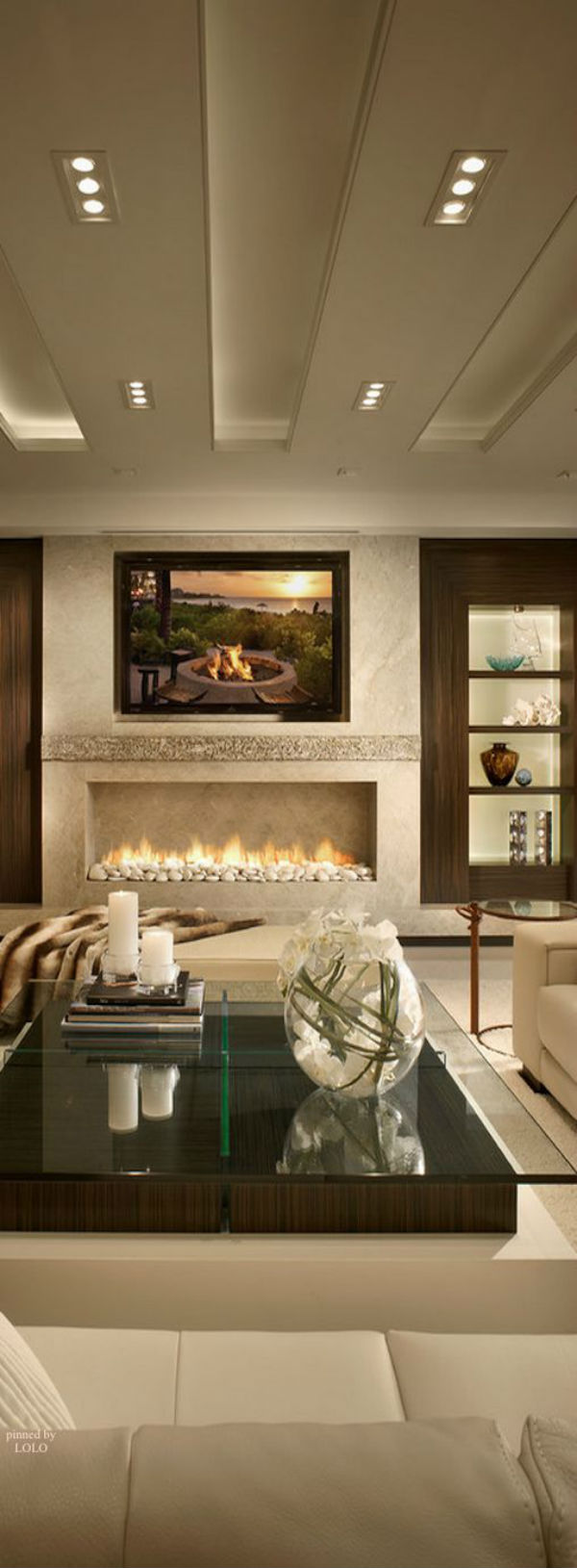 choose the best fireplace for your home interior decoration