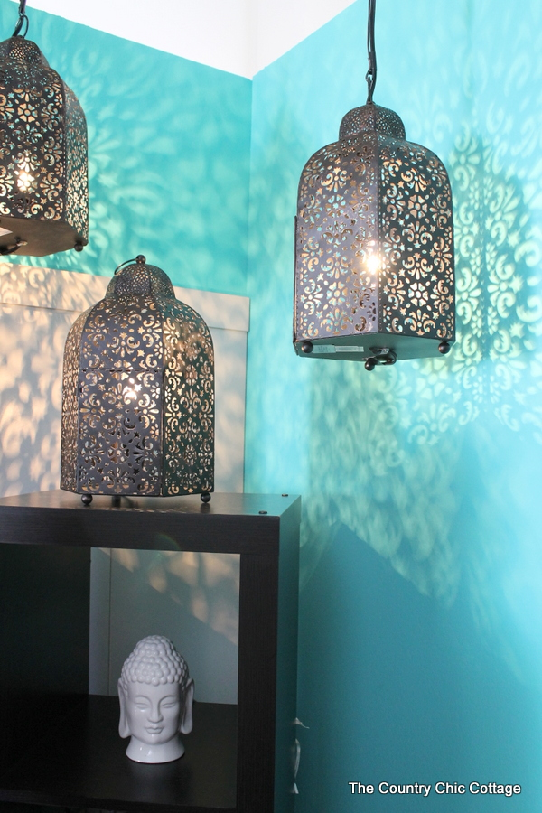 Decorating with Beautiful Lanterns 171