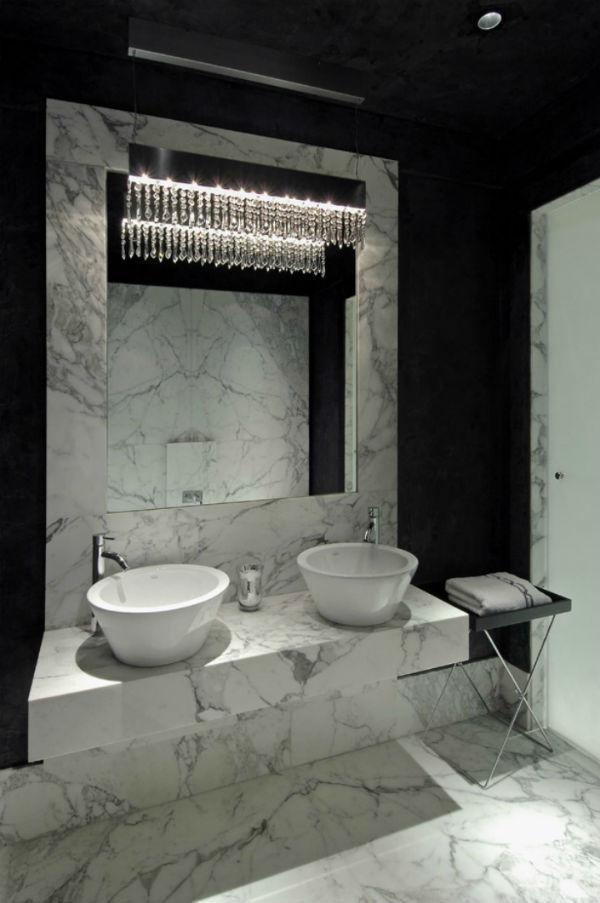 4  Black Bathroom Design Ideas 46