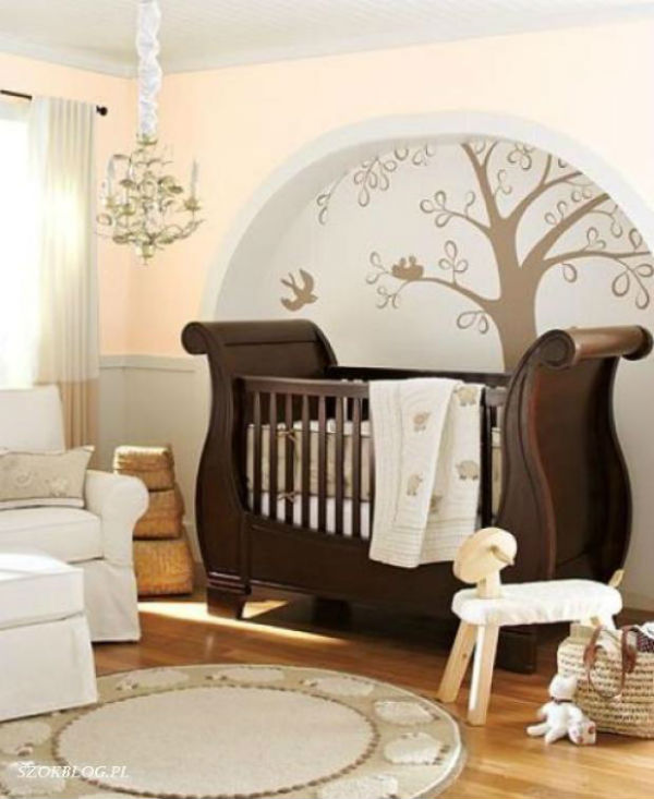 Luxury in Your Baby's Nursery 53