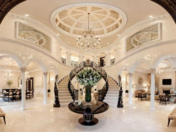 Inspiration: Luxurious Interiors and Architecture