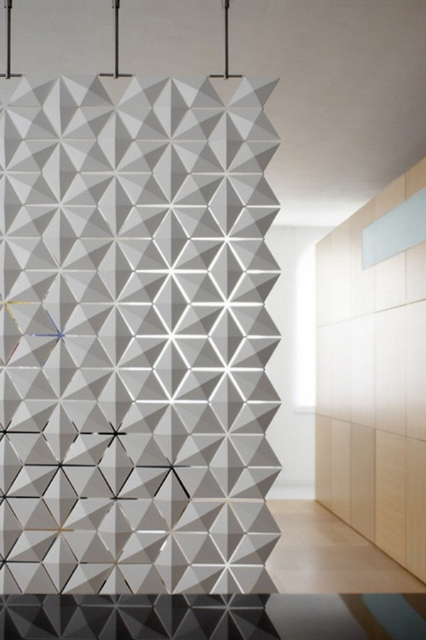Lightfacet  Unique ideas for room dividers Beautiful Room Dividers by Bloomming1