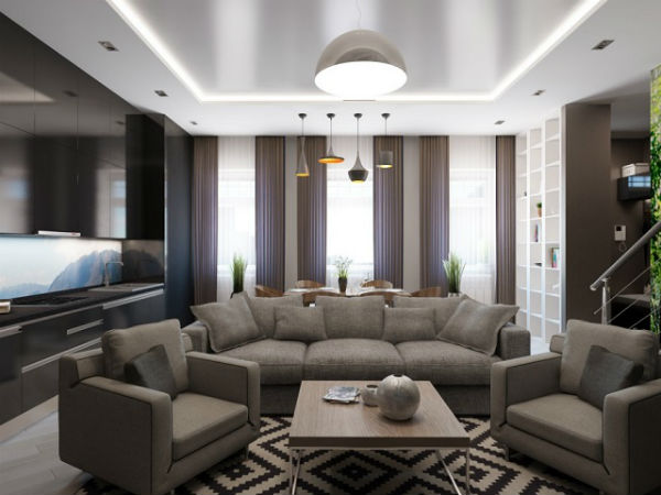 Interior Design With Diffe Budgets 1 For