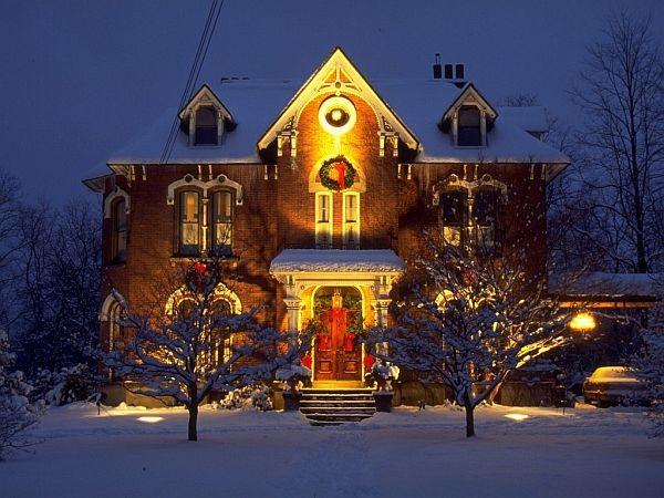 Outdoor-Christmas-Decorations-1  Inspiring outdoor christmas decorations that you will love! Outdoor Christmas Decorations 1