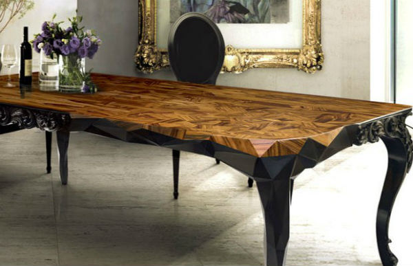 Awesome Wooden Tables ~ Find unique wood dining tables interior decoration