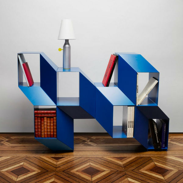 The 5 Most Creative Bookcases For Your Home 1