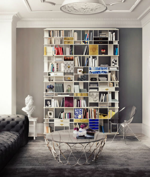The 5 Most Creative Bookcases For Your Home 3