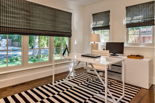 10 Fantastic Home Office Decorating Ideas 10