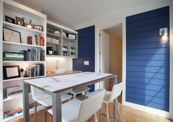 10 Fantastic Home Office Decorating Ideas 7