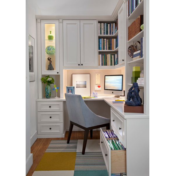 10 Fantastic Home Office Decorating Ideas 8