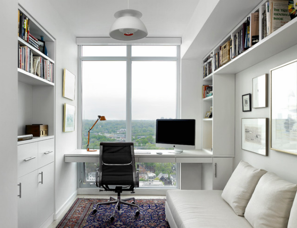 10 Fantastic Home Office Decorating Ideas
