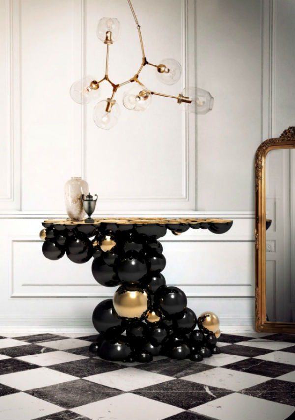BEST CONSOLE TABLES FOR LUXURY INTERIOR DESIGN  3