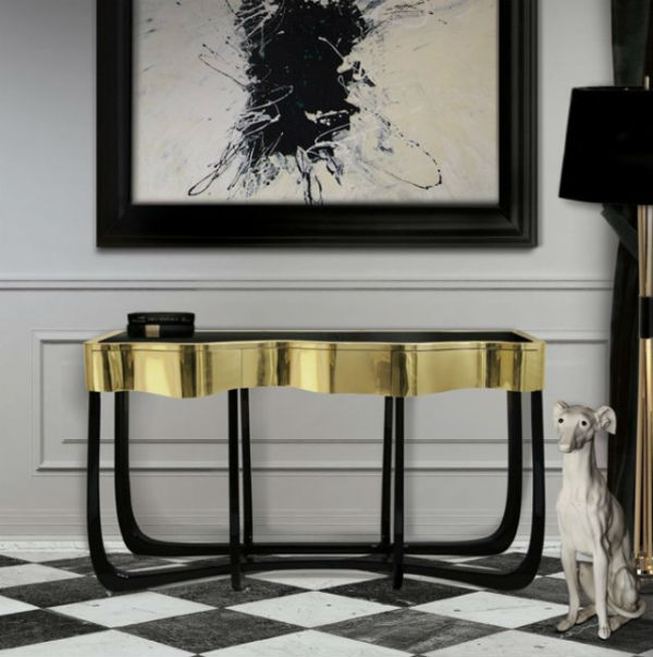 BEST CONSOLE TABLES FOR LUXURY INTERIOR DESIGN  7