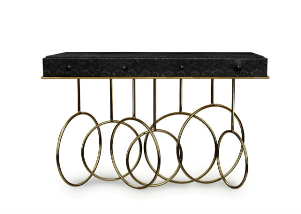 BEST CONSOLE TABLES FOR LUXURY INTERIOR DESIGN  9