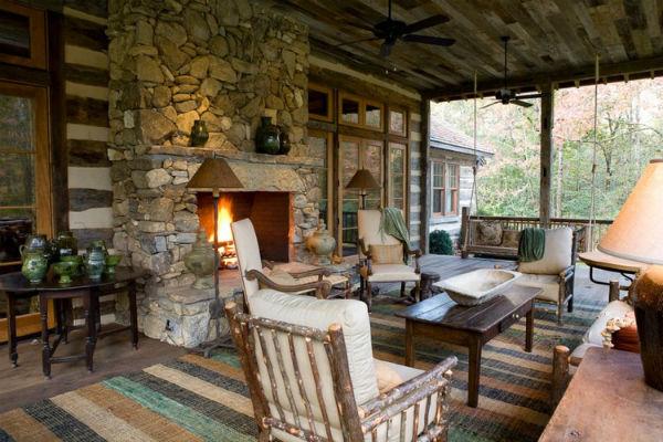 How To Make Your Porch A Cozy Room 2