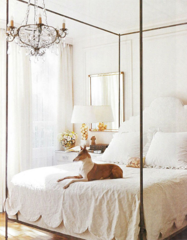 The Most Beautiful Gold Bedroom Mirrors 5