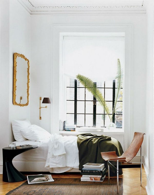 The Most Beautiful Gold Bedroom Mirrors 7