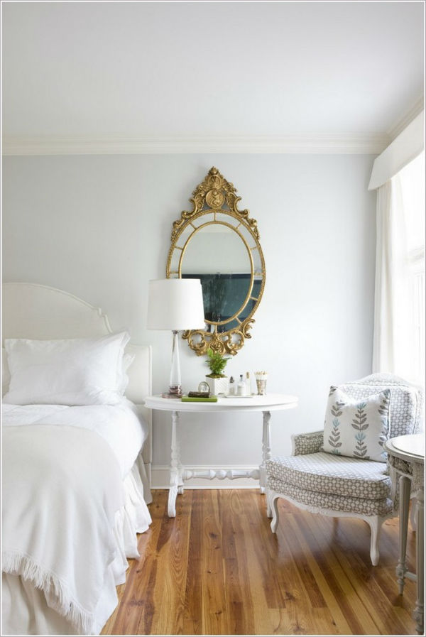The Most Beautiful Gold Bedroom Mirrors 8