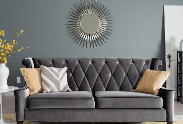 10 Amazing Velvet Sofas 1