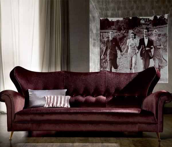 10 Amazing Velvet Sofas (8)  10 Amazing Velvet Sofas 10 Amazing Velvet Sofas 8