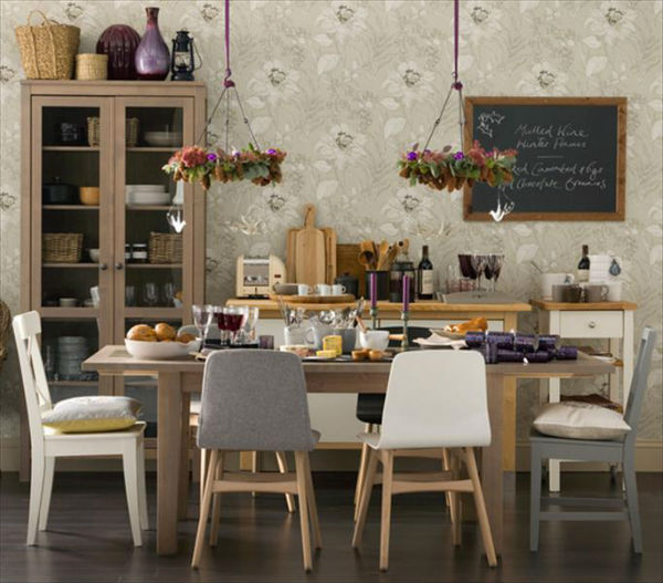 Fun Dining Room Chairs: Choose Your Unique Dining Table And 6 Chairs
