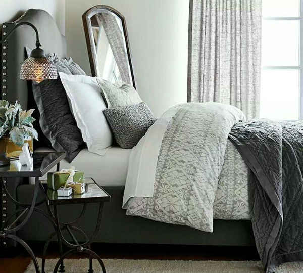 Give Your Home A 50 Shades Of Grey Decor Interior Decoration