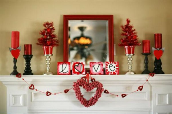 Prepare Your house For Valentine's Day 3