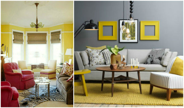 The Best Yellow Living Room Ideas 0  The Best Yellow Living Room Ideas The Best Yellow Living Room Ideas 0