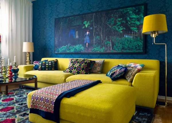 The Best Yellow Living Room Ideas 12  The Best Yellow Living Room Ideas The Best Yellow Living Room Ideas 12