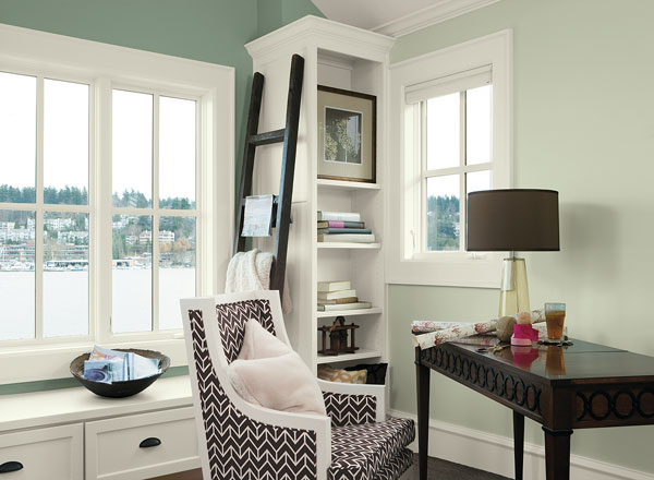 Home Office Color Schemes And Ideas 2
