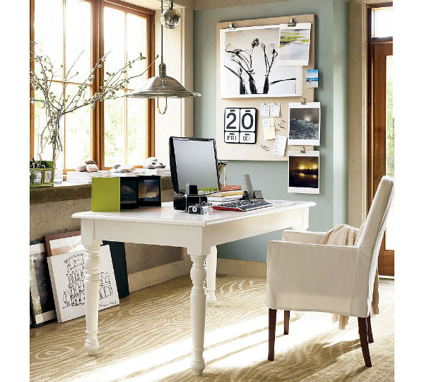Home Office Color Schemes And Ideas 5