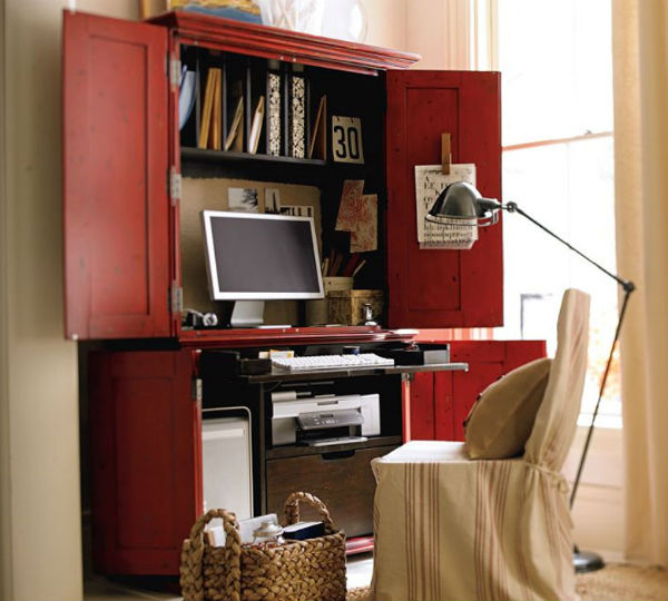 Home Office Color Schemes And Ideas 9