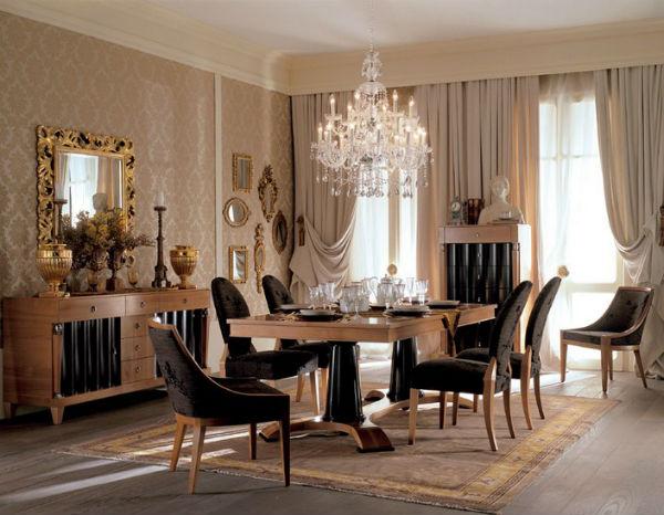 10 Inspiring Dining Room Designs 2