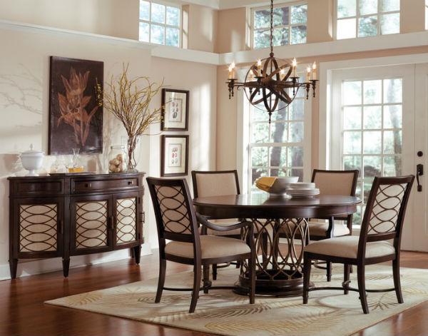 10 Inspiring Dining Room Designs 4