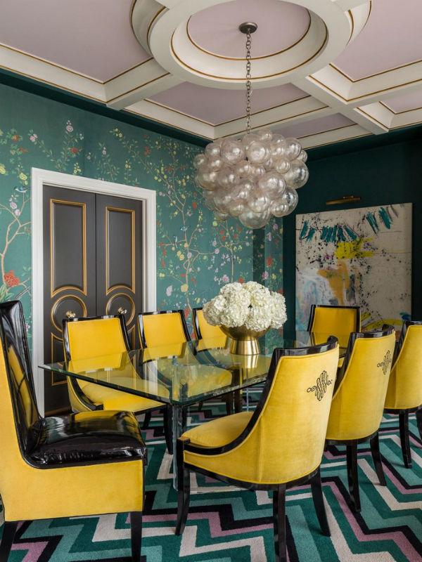 10 Inspiring Dining Room Designs