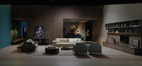 Decorate living room with the newest trends at ICFF