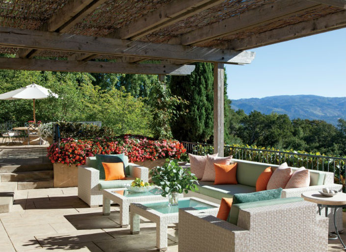 6 Outdoor Space Inspirations (1)  6 Outdoor Space Inspirations 6 Outdoor Space Inspirations 1
